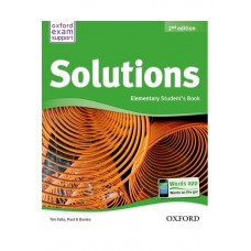 Solutions (2nd) Elementary Student's Book