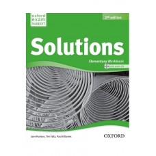 Solutions (2nd) Elementary Workbook + CD