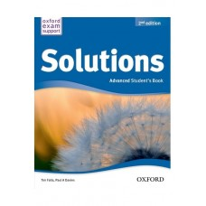 Solutions (2nd) Advanced Student's Book