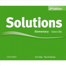Solutions (2nd) Elementary Class Audio CDs