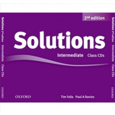 Solutions (2nd) Intermediate Class Audio CDs