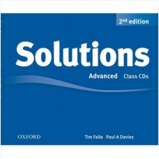 Solutions (2nd) Advanced Class Audio CDs