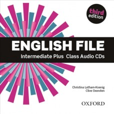 English File (3rd edition) Intermediate Plus Class Audio CDs