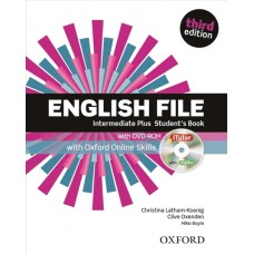English File (3rd edition) Intermediate Plus Student's Book + iTutor DVD-ROM + Online Skills Practice Pack