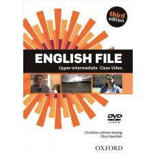 English File (3rd edition) Upper-Intermediate Class DVD