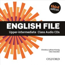 English File (3rd edition) Upper-Intermediate Class Audio CDs