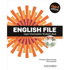 English File (3rd edition) Upper-Intermediate Student's Book + iTutor DVD-ROM