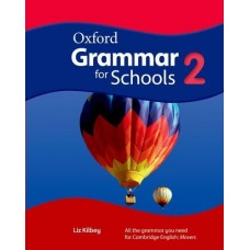 Oxford Grammar for Schools 2 Student's Book + DVD-ROM
