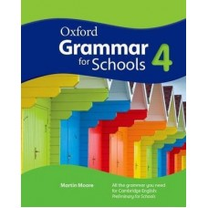 Oxford Grammar for Schools 4 Student's Book + DVD-ROM