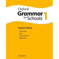Oxford Grammar for Schools 1 Teacher's Book + Audio CD Pack