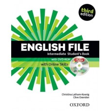 English File (3rd edition) Intermediate Student's Book + iTutor DVD-ROM + Online Skills Practice Pack