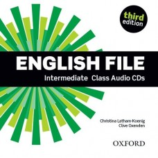 English File (3rd edition) Intermediate Class Audio CDs