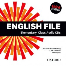 English File (3rd edition) Elementary Class Audio CDs