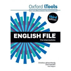 English File (3rd edition) Pre-intermediate iTools DVD-Rom
