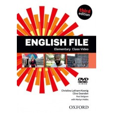 English File (3rd edition) Elementary Class DVD