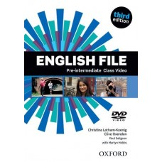 English File (3rd edition) Pre-intermediate Class DVD