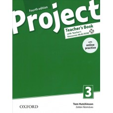 Project (4th edition) 3 Teacher's Book Pack