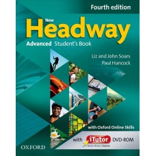 New Headway (4th) Advanced Student's Book + iTutor + Oxford Online Skills