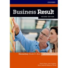Business Result (2nd) Elementary Student's Book + Online Practice