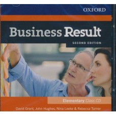 Business Result (2nd) Elementary Audio CD