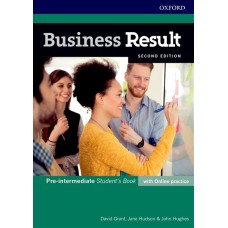 Business Result (2nd) Pre-Intermediate Student's Book + Online Practice