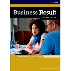 Business Result (2nd) Intermediate Student's Book + Online Practice