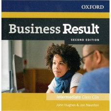 Business Result (2nd) Intermediate Audio CD