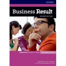 Business Result (2nd) Advanced Student's Book + Online Practice