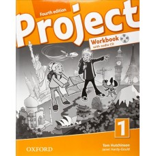 Project (4th edition) 1 Workbook + Audio CD + Online Practice