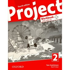 Project (4th edition) 2 Workbook + Audio CD + Online Practice