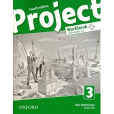 Project (4th edition) 3 Workbook + Audio CD + Online Practice