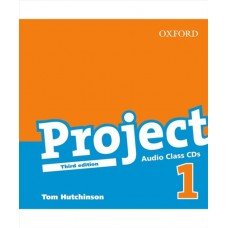Project (3rd edition) 1 Class Audio CDs