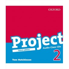 Project (3rd edition) 2 Class Audio CDs