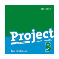 Project (3rd edition) 3 Class Audio CDs