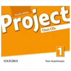 Project (4th edition) 1 Class Audio CDs