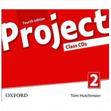 Project (4th edition) 2 Class Audio CDs