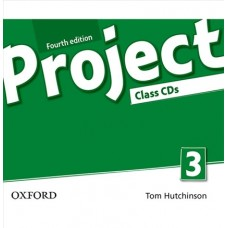 Project (4th edition) 3 Class Audio CDs