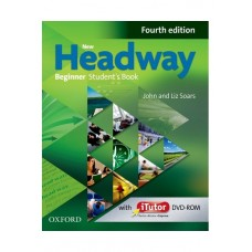 New Headway (4th) Beginner Student's Book + iTutor DVD-ROM