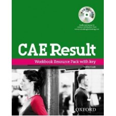 Result CAE Workbook Resource Pack + Key