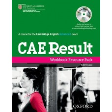 Result CAE Workbook Resource Pack without Key