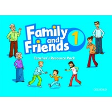 Family and Friends 1 Teacher's Resource Pack