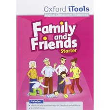Family and Friends Starter iTools