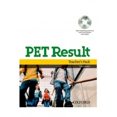 Result PET Teacher's Pack