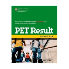 Result PET Student`s Book