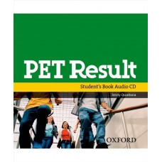 Result PET Class Audio CD
