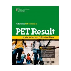 Result PET Student`s Book + Online Workbook
