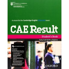 Result CAE Student`s Book + Online Skills Practice Pack