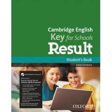 Result Key for Schools Student`s Book + Online Skills and Language Pack