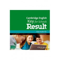 Result Key for Schools Class Audio CD