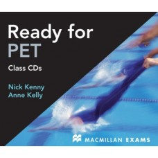 Ready for PET Class CD